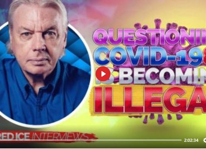Questioning Covid-1984 Is Becoming Illegal, Censorship Epidemic