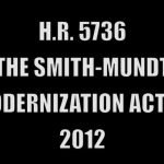The Smith-Mundt Modernization Act of 2012