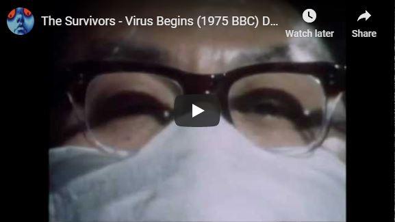 The Survivors – Virus Begins (1975 BBC) Did it predict 2020?