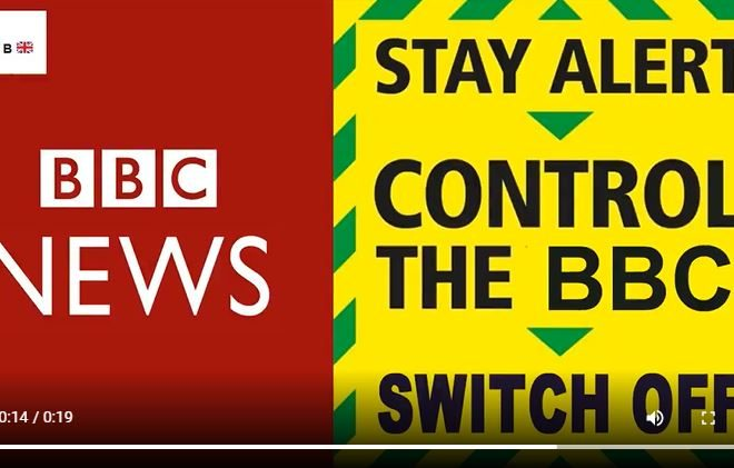 Switch OFF the BBC