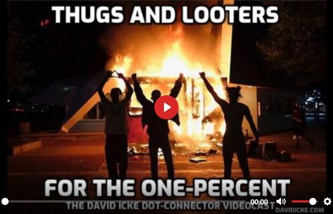 THUGS AND LOOTERS FOR THE ONE PERCENT – DAVID ICKE DOT-CONNECTOR VIDEOCAST