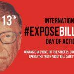 Derrick Broze Announces #ExposeBillGates Global Day of Action