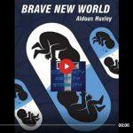 ALDOUS HUXLEY BRAVE NEW WORLD AUDIO BOOK - COMMUNITY IDENTITY STABILITY