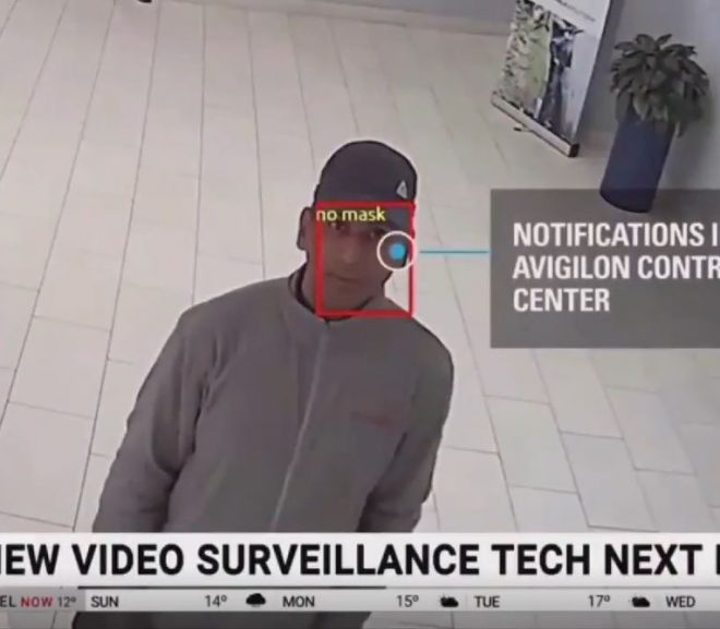 """And You thought is was a """"conspiracy"""" – 5G AI Face recognition, Face Mask and Social Distancing Surveillance"""