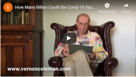How Many Billion Could the Covid-19 Vaccine Kill or Damage?