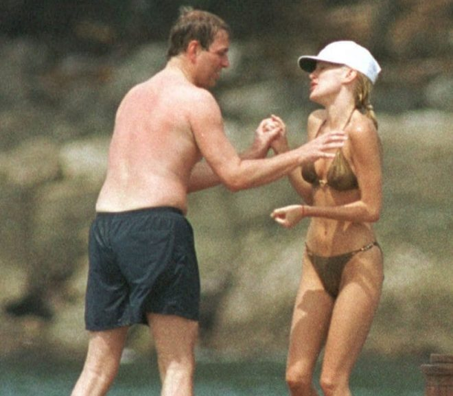 Oh Dear ! Another Prince Andrew Photo surfaces ?