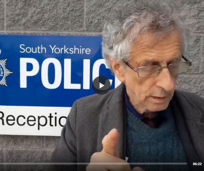 OUR MOVEMENT, WE CAN WIN Says Piers Corbyn STAND UP / WAKE UP