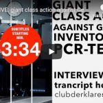 EXCLUSIVE: giant class action against German inventors of PCR-test. No pandemic without PCR-test.