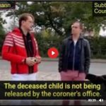 DR BODO SCHIFFMANN - UPDATE ON THE THIRD CHILD KILLED BY THE MASK
