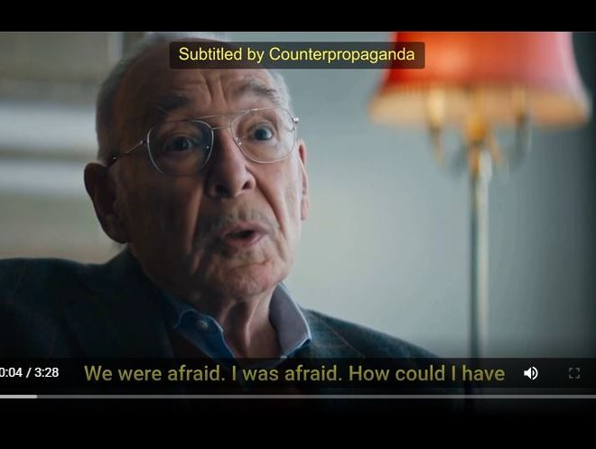 Answer to the propaganda scare video made by the German Government