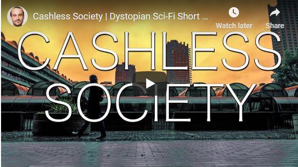 Cashless Society   Dystopian Sci-Fi Short Film
