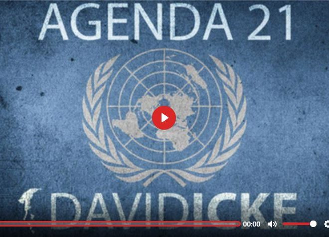 AGENDA 21 – THE PLAN TO KILL YOU – DAVID ICKE (SPEAKING IN 2010)