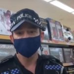 Man videos himself being arrested for not wearing face mask in Hereford supermarket - NOT REQUIRED BY LAW