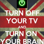 Turn off your TV...