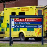 A&E departments swamped with patients with AstraZeneca vaccine side-effects