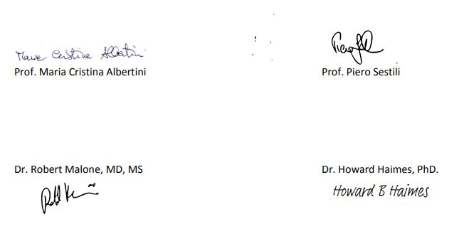 "Resignation in protest, Frontiers in Pharmacology Topic Editors, ""Treating COVID-19 With Currently Available Drugs"""