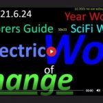ELECTRIC WOO OF CHANGE - EXPLORERS' GUIDE TO SCIFI WORLD