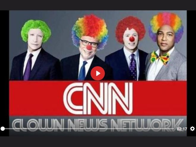 CNN ACCIDENTALLY ALLOWS SOMEONE TO TELL THE TRUTH ON AIR