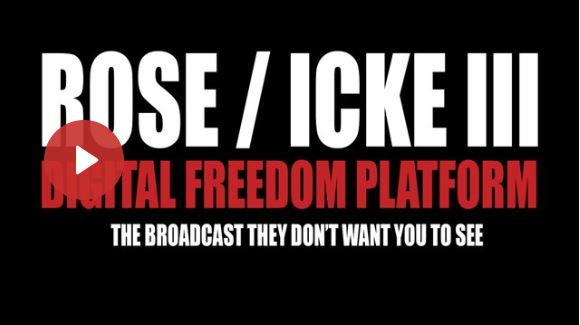 Did you watch the David Icke Livestream Londonreel interview with Brian Rose