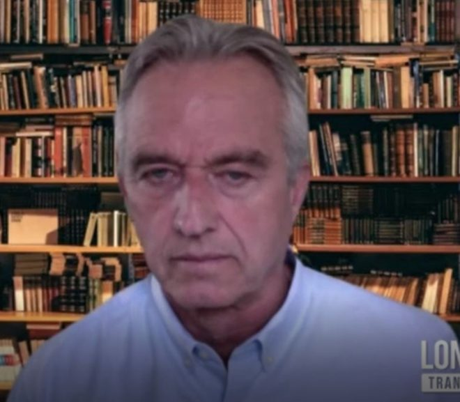 Robert F. Kennedy Jr. MY FIGHT AGAINST MANDATORY VACCINATIONS, BIG PHARMA, AND DR. FAUCI