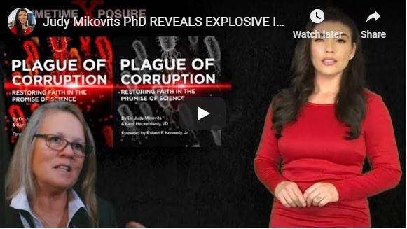 Judy Mikovits PhD REVEALS EXPLOSIVE Info About CANCER, VACCINES, ANIMAL VIRUSES, & CORRUPTION
