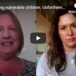Protecting vulnerable children. Usforthem England Christine Brett 29.6.20