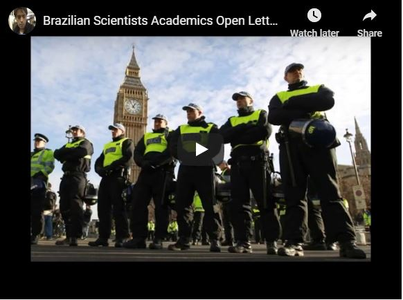 BRAZILIAN SCIENTISTS ACADEMICS OPEN LETTER ON FAKE COVID 19 SCIENCE