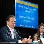 Cuomo warns protests could spark coronavirus comeback in New York