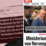 Austria Confirms OPCW Report On Skripal-Faking By The British, Exposes FT Lies & Cover-Up