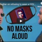 Noel Gallagher on refusing to wear a COVID mask - from the Matt Morgan Podcast
