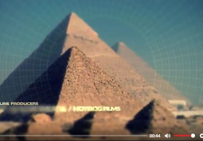 THE REVELATION OF THE PYRAMIDS BY PATRICE POOYARD