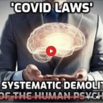 DAVID ICKE: PROOF THAT 'COVID LAWS' ARE THE SYSTEMATIC DEMOLITION OF THE HUMAN PSYCHE (PLEASE SHARE)
