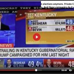 SMOKING GUN: ELECTRONIC VOTE FRAUD CAUGHT LIVE ON CNN! #THEHAMMER #SCORECARD