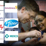 Gates' Globalist Vax Agenda: Win-Win for Big Pharma and Mandatory Vaccine Policy