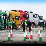 France Accused of 'Hysteria Over COVID Variant' After Nearly 15,000 Truckers Tested Negative