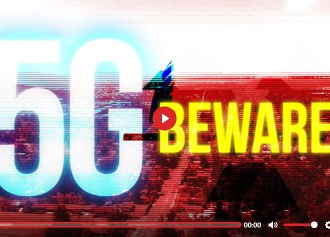 5G BEWARE BY GREATER EARTH MEDIA