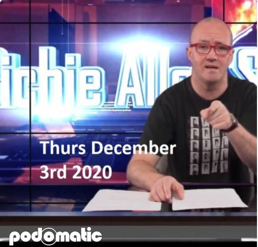 Richie Allen: BOMBSHELL info on Pfizer vaccine in first 10 minutes. Share widely.