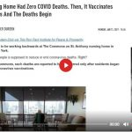 NURSING HOMES -- DEATHS AFTER VACCINATION, NO COVID PROBLEM BEFORE!