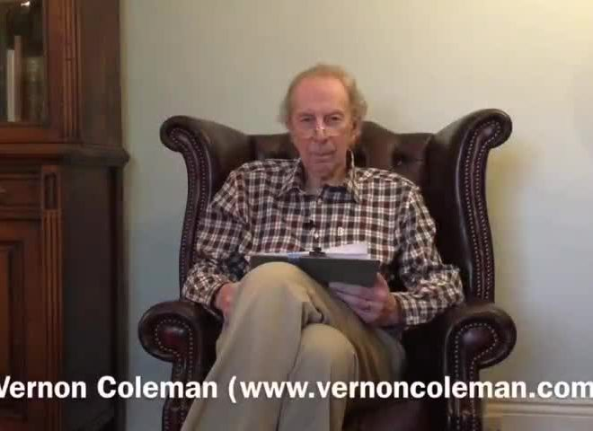 VERNON COLEMAN – THE PCR TEST IS USELESS FOR COVID19 (BUT USEFUL FOR CROOKED GOVERNMENTS)