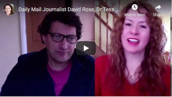 Ivermectin vs Corona (rebranded flu)… Daily Mail Journalist David Rose, Dr Tess Lawrie & Dr Pierre Kory