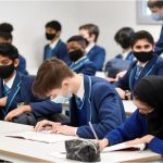 Face masks in class are causing 'physical harm' to children