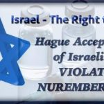 International Criminal Court Accepts Claim of Violating Nuremberg Code by Israeli Govt