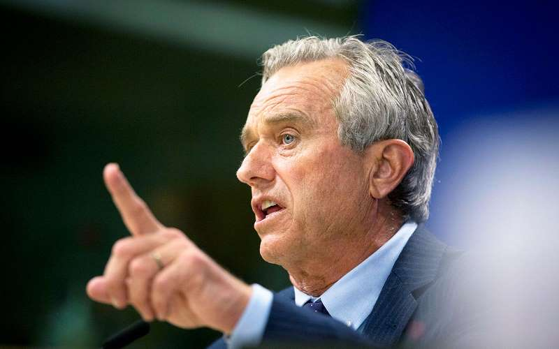 Robert F. Kennedy Jr. WARNS: Don't take a COVID-19 vaccine under any circumstances