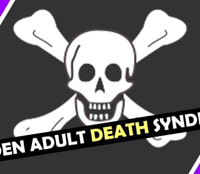 SUDDEN ADULT DEATH SYNDROME / HUGO TALKS #LOCKDOWN