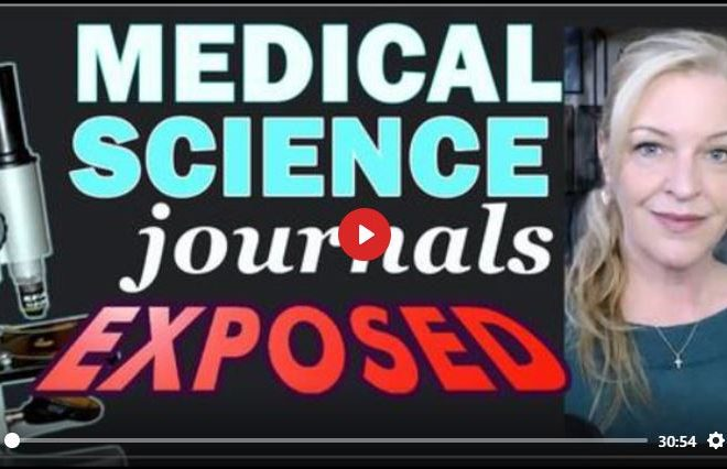BOOM! MEDICAL JOURNALS CORRUPT TO THE CORE!