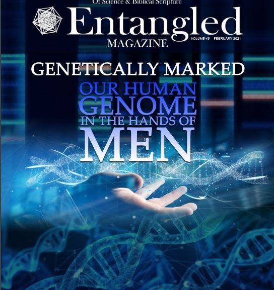 ANTHONY PATCH: DEADLY FLU SHOTS AND THIRD STRAND DNA (Truth from 2014) + Latest Entangled Mag PDF