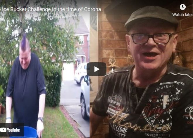 The Ice Bucket Challenge in the time of Corona