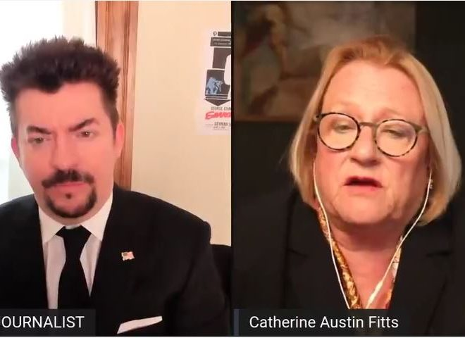 URGENT MESSAGE: Whistleblower Catherine Austin Fitts Reveals Central Bankers Plan!