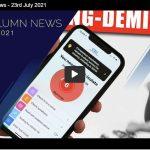UK Column News - 23rd July 2021