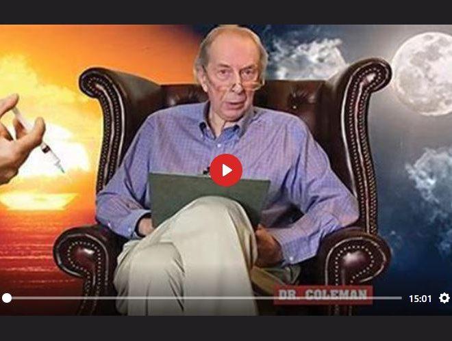 DR VERNON COLEMAN – SHOCKING, URGENT NEWS – SHARE WIDELY! (SEPT. 24, 2021)